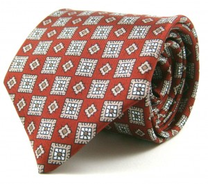 LL041 Silk tie self-tipped